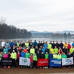20200125: SLO, Running - Priprave Ljubljanski Maraton