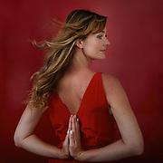 Yoga headshot portrait in Zurich, Switzerland