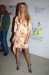 Model SAM ROWLEY at the Art Plus Dance Party 2005 - an evening of live dance, film and partying held at the Whitechapel Art Gallery, 80-82 Whitechapel High Street, London on 21st March 2005.<br /><br />NON EXCLUSIVE - WORLD RIGHTS