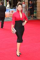 Belinda Stewart-Wilson, The Inbetweeners 2 - World Film Premiere, Leicester Square, London UK, 05 August 2014, Photo by Richard Goldschmidt