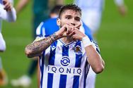 Cristian Portugues of Real Sociedad