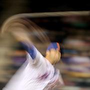 NEW YORK, NEW YORK - APRIL 27:  Pitcher Matt Harvey #33 of the New York Mets pitching during the New York Mets Vs Cincinnati Reds MLB regular season game at Citi Field on April 27, 2016 in New York City. (Photo by Tim Clayton/Corbis via Getty Images)