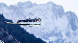 31.12.2013, Olympiaschanze, Garmisch Partenkirchen, GER, FIS Ski Sprung Weltcup, 62. Vierschanzentournee, Qualifikation, im Bild Roman Koudelka (CZE) // Roman Koudelka (CZE) during qualification Jump of 62nd Four Hills Tournament of FIS Ski Jumping World Cup at the Olympiaschanze, Garmisch Partenkirchen, Germany on 2013/12/31. EXPA Pictures © 2014, PhotoCredit: EXPA/ JFK