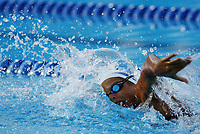 Svømming <br /> Foto: Dppi/Digitalsport<br /> NORWAY ONLY<br /> <br /> SWIMMING - XI FINA WORLD CHAMPIONSHIPS MONTREAL 2005 - 18-31/07/2005 <br /> <br /> SWIMMING - WOMEN - 400M FREESTYLE - LAURE MANAUDOU (FRA) / GOLD MEDAL