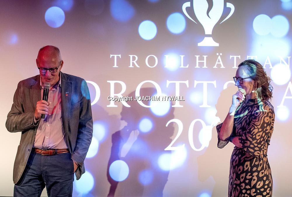 0210928 Trollhättan Folkets Hus, Clio<br /> <br /> Trollhättans Idrottsgala 2021