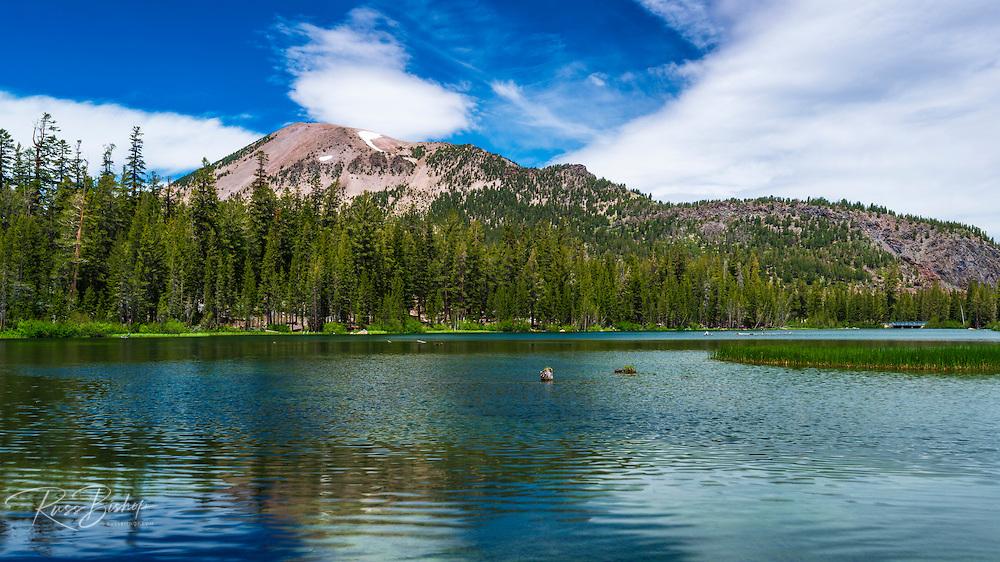 Lake Mamie, Inyo National Forest, Mammoth Lakes, California USA