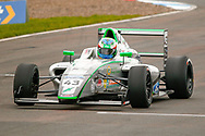 Josh Skelton(GBR) JHR Developments during the FIA Formula 4 British Championship at Knockhill Racing Circuit, Dunfermline, Scotland on 15 September 2019.