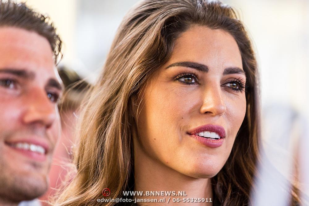 NLD/Amsterdam/20170522 - Boekpresentatie Hair By Xelly, Yolante Sneijder-Cabau
