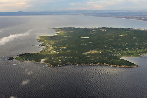 Montery Peninsula  & Carmel Bay north areas