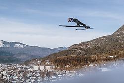 01.01.2021, Olympiaschanze, Garmisch Partenkirchen, GER, FIS Weltcup Skisprung, Vierschanzentournee, Garmisch Partenkirchen, Einzelbewerb, Herren, im Bild Jan Hoerl (AUT) // Jan Hoerl of Austria during the men's individual competition for the Four Hills Tournament of FIS Ski Jumping World Cup at the Olympiaschanze in Garmisch Partenkirchen, Germany on 2021/01/01. EXPA Pictures © 2020, PhotoCredit: EXPA/ JFK