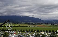 June 28, 2018 - Spielberg, Austria - Motorsports: FIA Formula One World Championship 2018, Grand Prix of Austria, . Overview Red Bull Ring Spielberg  (Credit Image: © Hoch Zwei via ZUMA Wire)