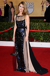 Claire Danes attends the 20th Annual Screen Actors Guild Awards at The Shrine Auditorium in Los Angeles, CA, USA, on January 18, 2014. Photo by Lionel Hahn/ABACAPRESS.COM    430137_128 Los Angeles Etats-Unis United States