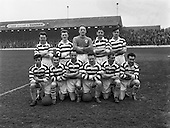 1961 -  F.A.I. Cup 1st round replay: Limerick v Shamrock Rovers