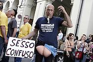 Torino, Gay Pride 2006: Sesso confuso