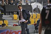 DESCRIZIONE : Roma LNP A2 2015-16 Acea Virtus Roma Angelico Biella<br /> GIOCATORE : Michele Carrea<br /> CATEGORIA : allenatore coach<br /> SQUADRA : Angelico Biella<br /> EVENTO : Campionato LNP A2 2015-2016<br /> GARA : Acea Virtus Roma Angelico Biella<br /> DATA : 15/11/2015<br /> SPORT : Pallacanestro <br /> AUTORE : Agenzia Ciamillo-Castoria/G.Masi<br /> Galleria : LNP A2 2015-2016<br /> Fotonotizia : Roma LNP A2 2015-16 Acea Virtus Roma Angelico Biella