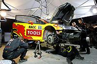 MOTORSPORT - WORLD RALLY CHAMPIONSHIP 2010 - RALLY RACC CATALUNYA COSTA DAURADA / RALLY DE ESPANA / RALLYE D'ESPAGNE - SALOU (SPA) - 21 TO 24/10/10 - PHOTO : BASTIEN BAUDIN / DPPI - <br /> SOLBERG PETTER (NOR) / PATTERSON CHRIS (GBR) - CITROËN C4 WRC - PETTER SOLBERG WRT - AMBIANCE SERVICE