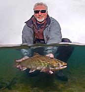 Arctic Char<br /> <br /> Patrick Clayton/Engbretson Underwater Photography