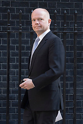 © licensed to London News Pictures. London, UK 03/06/2013. Secretary of State for Foreign and Commonwealth Affairs William Hague leaving Downing Street on Monday, 3 June 2013. Photo credit: Tolga Akmen/LNP