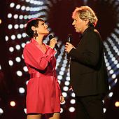 Francine Jordi und Bernhard Brink