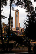 Uberlandia_MG, Brasil...Praca em Uberlandia...The square in Uberlandia...Foto: MARCUS DESIMONI / NITRO