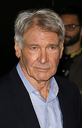 Harrison Ford at the World premiere of Disney's 'Star Wars: The Rise Of Skywalker' held at the Dolby Theatre in Hollywood, USA on December 16, 2019.