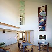 Residential facility. Designer: Steven Gottesman