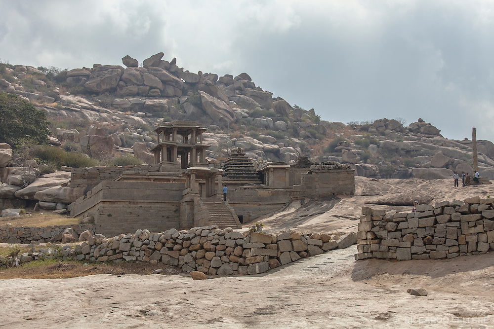 Hampi fortress