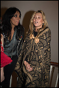 SERENA REES; KATE MOSS, Private view, Paul Simonon- Wot no Bike, ICA Nash and Brandon Rooms, London. 20 January 2015