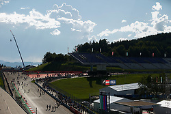 July 6, 2017 - Spielberg, Austria - Motorsports: FIA Formula One World Championship 2017, Grand Prix of Austria, .General view, Red Bull Ring Spielberg  (Credit Image: © Hoch Zwei via ZUMA Wire)