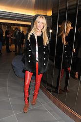 Left to right, LADY MARY FURZE at the launch of famed American fitness club 'Equinox' 99 High Street Kensington, London on 23rd October 2012.