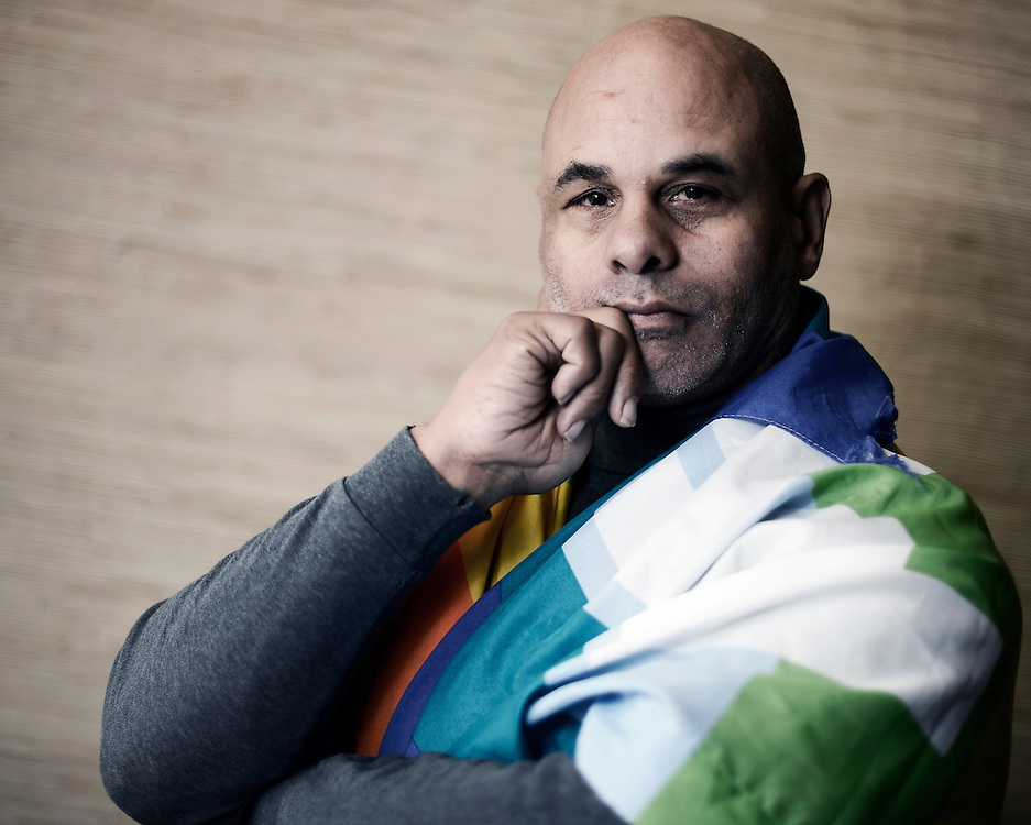 LGBTQ+ and peace activist Steven Goings.