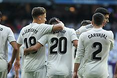 Real Madrid v Melilla - 06 Dec 2018