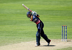 Lauren Winfield of England bats during the CC Women's World Cup Group Stage match against Sri Lanka Women - Mandatory by-line: Robbie Stephenson/JMP - 02/07/2017 - CRICKET - County Ground - Taunton, United Kingdom - England Women v Sri Lanka Women - ICC Women's World Cup Group Stage