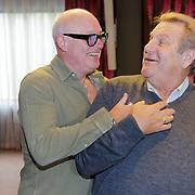 NLD/Ridderkerk/20181021 - oekpresentatie 'Voetbal stelt niets voor' van Jan Boskamp, rene van der Gijp en Jan Boskamp