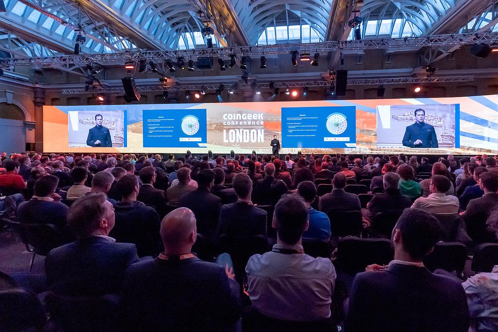 Coingeek London 2020, Bitcoin sv DR. CRAIG S. WRIGHT, Coingeek London 2020, Bitcoin SV