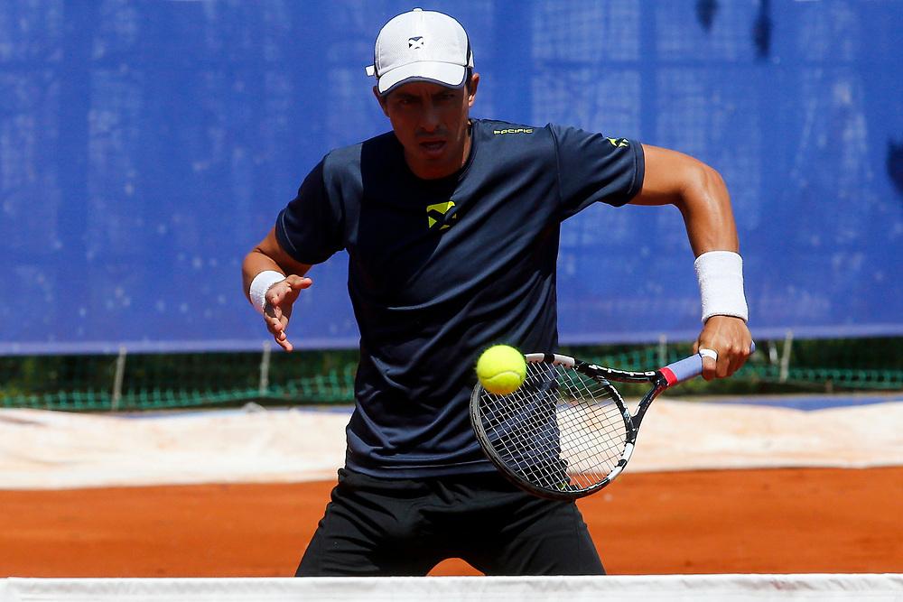 Tennis-ATP Serbia Open Belgrade 2021-<br /> Ariel Behar (URU)-Gonzalo Escobar (ECU) v Tomislav Brkic (BIH)-Nikola Cacic (SRB)<br /> Beograd, 23.04.2021.foto: Marko Djokovic/Starsportphoto ©