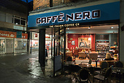 Caffe Negro<br /><br />Boston had the highest proportion of votes for Brexit in mainland UK. Boston in Lincolnshire was once a sleepy rural town. Since early the 21st century a large influx of economic migrants mainly from Eastern Europe have found work across Lincolnshire, working for the minimum wage in agricultural and construction industries, doing jobs that locals don't to do. Towns have expanded sometimes by 10% during this period. British business needs the migrant workers to survive, but but local people voted the highest proportion for Brexit, 75% against 'Remain', in a protest vote against migrant workers.