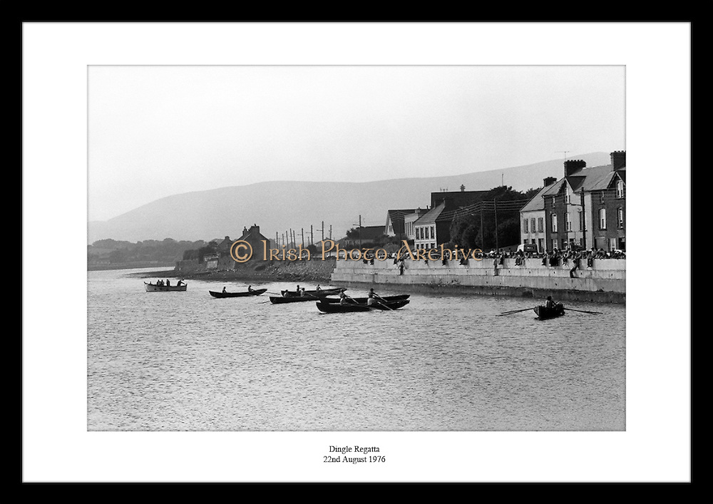 This fantastic shot of the Dingle Regatta in 1976 by Lensmen Photographic Agency is perfect to give as a gift. Irish Photo Archive has a great photo gallery of water sports photographs.