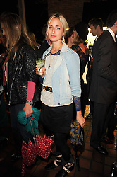 PRINCESS ELISABETH THURN & TAXIS at the Launch of Peroni Nastro Azzurro Accademia del Film Wrap Party Tour held atThe Boiler House, 152 Brick Lane, London E1 on 25th August 2010.