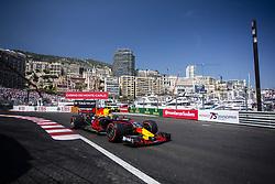 May 28, 2017 - Monte-Carlo, Monaco - 03 RICCIARDO Daniel from Australia of Red Bull Tag Heuer RB13 during the Monaco Grand Prix of the FIA Formula 1 championship, at Monaco on 28th of 2017. (Credit Image: © Xavier Bonilla/NurPhoto via ZUMA Press)