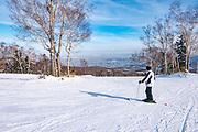 Tiene Ski Resort, Sapporo, Hokkaido,  Japan