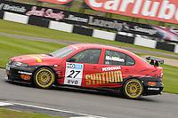 2009 British Touring Car Championship.  Donington Park, Derby, United Kingdom. 16th-17th May 2009. .(27) - Liam McMillan (GBR) - Maxtream Seat Toledo Cupra.World Copyright: Peter Taylor/PSP