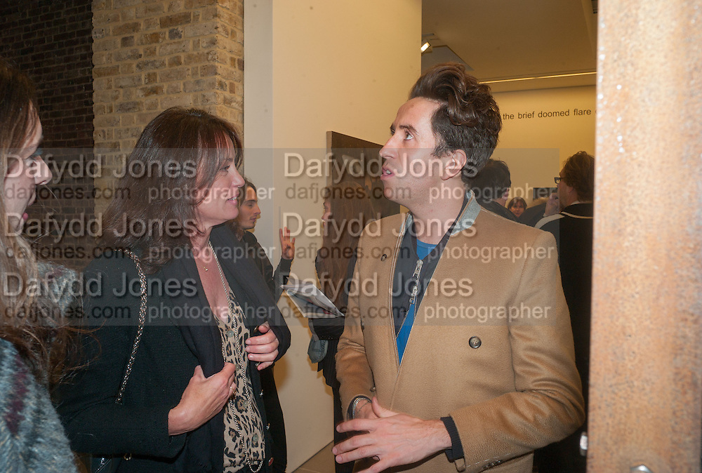 TRICIA RONANE; NICK GRIMSHAW Come and See, Jake and Dinos Chapman, Serpentine Sackler Gallery. Serpentine Galleries Special Private View, 29 November 2013