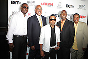 l to r: Warren Braithwaite, Charles Warfield, Chanj, Stephen Hill and Miller London at The Urban Network Magazine and Alistair Entertainment V.I.P Reception honoring Stephen Hill & Charles Warfield & theCelebration of Urban Network's 21st Anniversary held at the Canal Room on May 13, 2009 in New York City .