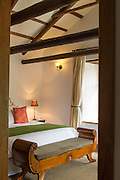 Guest Room, Hacienda Zuleta, Ecuador, South America