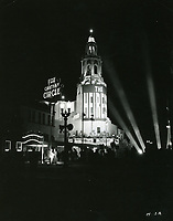 1949 Premiere of The Heiress at the Carthay Circle Theater