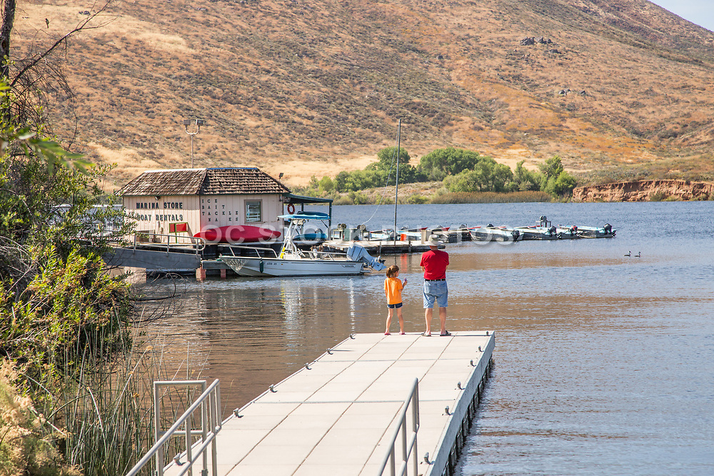 Lake Skinner Marina Store and Boat Rentals