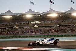 November 26, 2017 - Abu Dhabi, United Arab Emirates - Motorsports: FIA Formula One World Championship 2017, Grand Prix of Abu Dhabi, .#18 Lance Stroll (CAN, Williams Martini Racing) (Credit Image: © Hoch Zwei via ZUMA Wire)