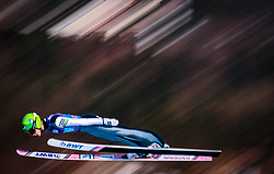 31.12.2017, Olympiaschanze, Garmisch Partenkirchen, GER, FIS Weltcup Ski Sprung, Vierschanzentournee, Garmisch Partenkirchen, Qualifikation, im Bild Antti Aalto (FIN) // Antti Aalto of Finland during his Qualification Jump for the Four Hills Tournament of FIS Ski Jumping World Cup at the Olympiaschanze in Garmisch Partenkirchen, Germany on 2017/12/31. EXPA Pictures © 2018, PhotoCredit: EXPA/ JFK