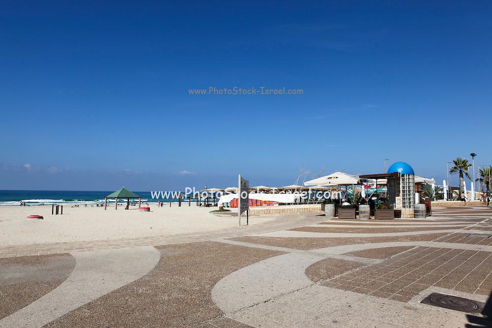 The Beachfront at Rishon LeZion, Israel